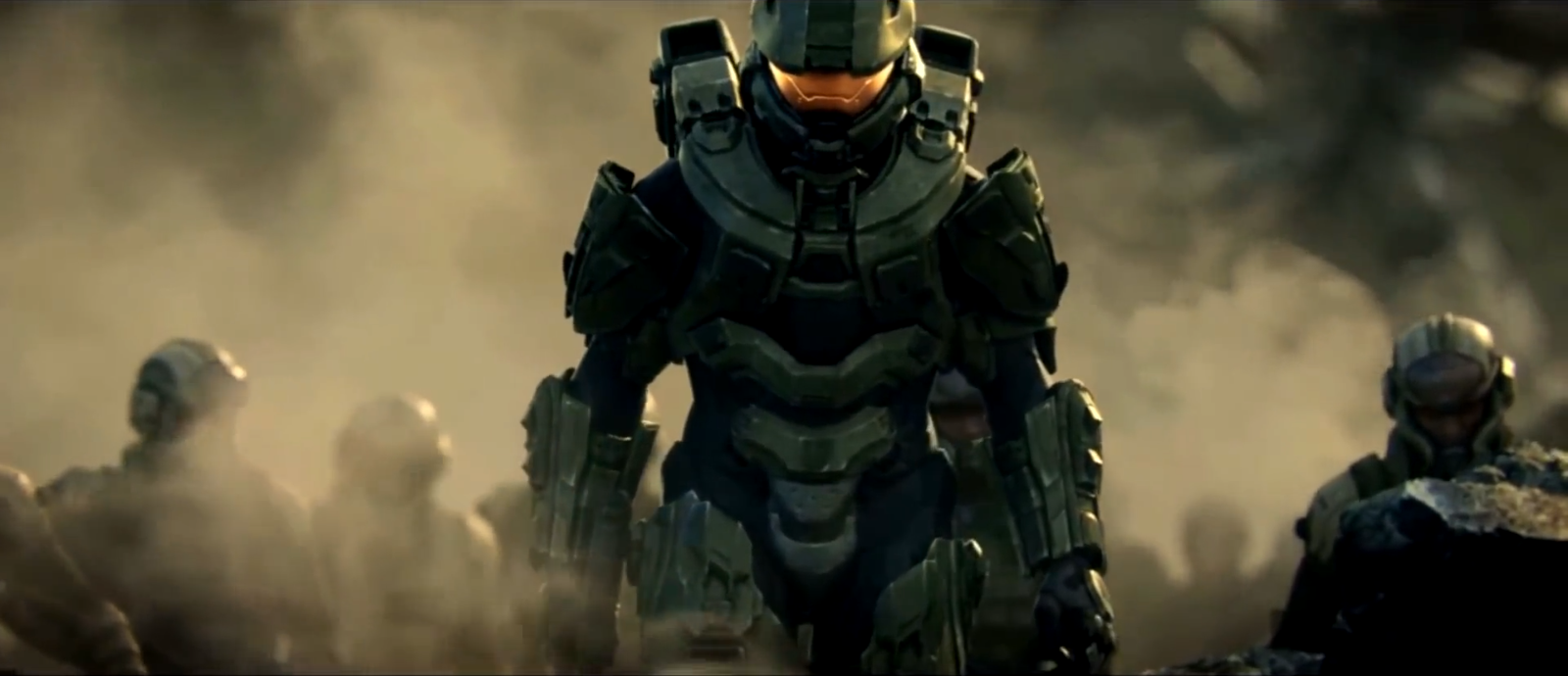 Halo 4 Level By Level Analysis Prologue Haruspis
