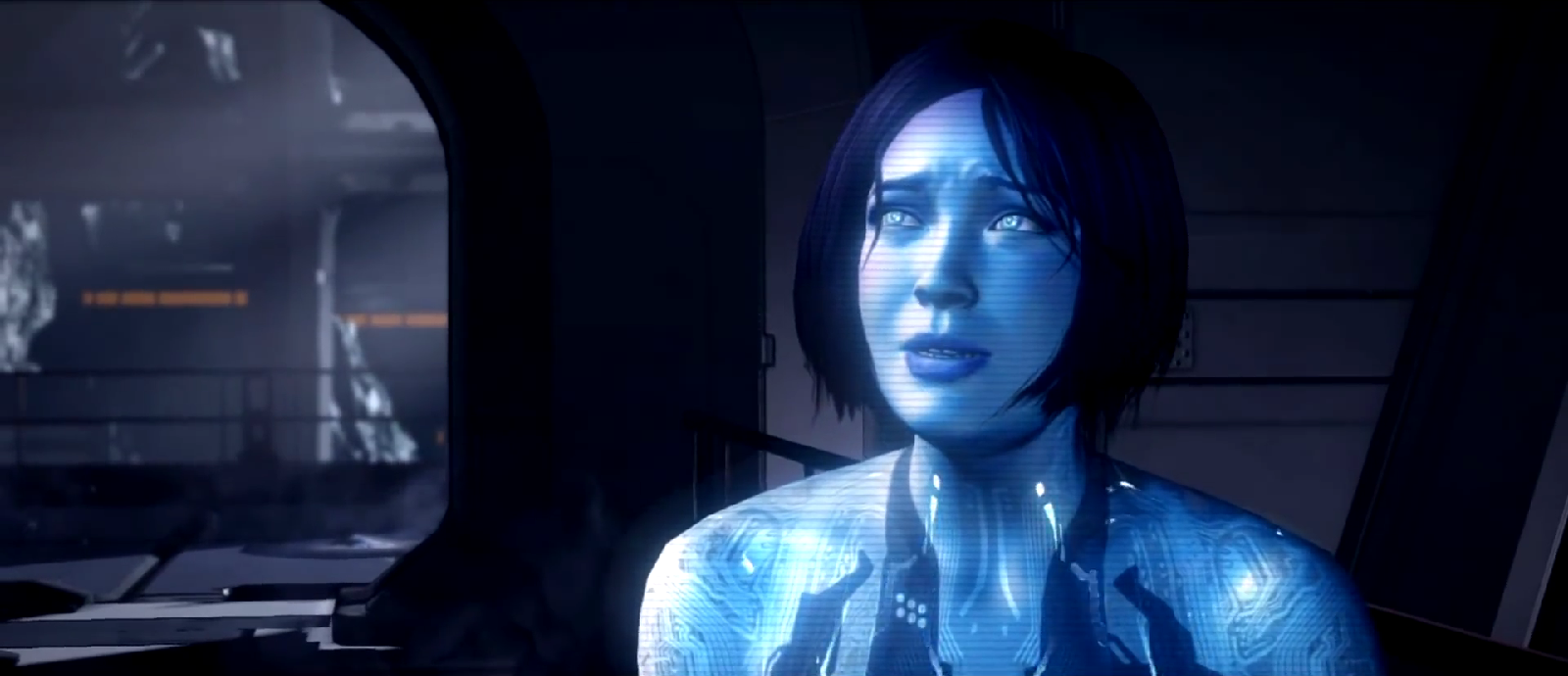 Ai maybe even another cortana model if halsey lets them