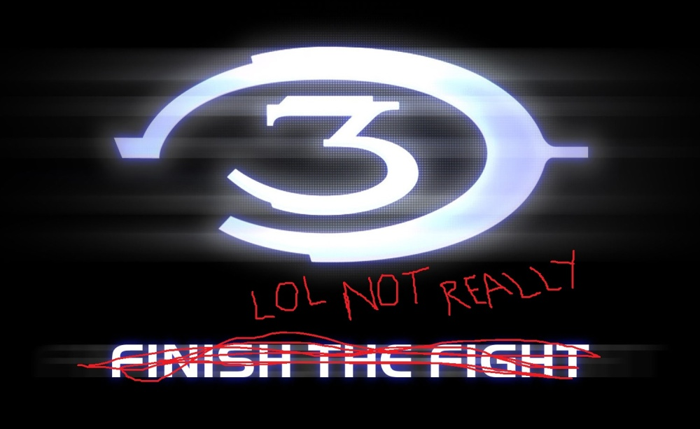 finish the fight