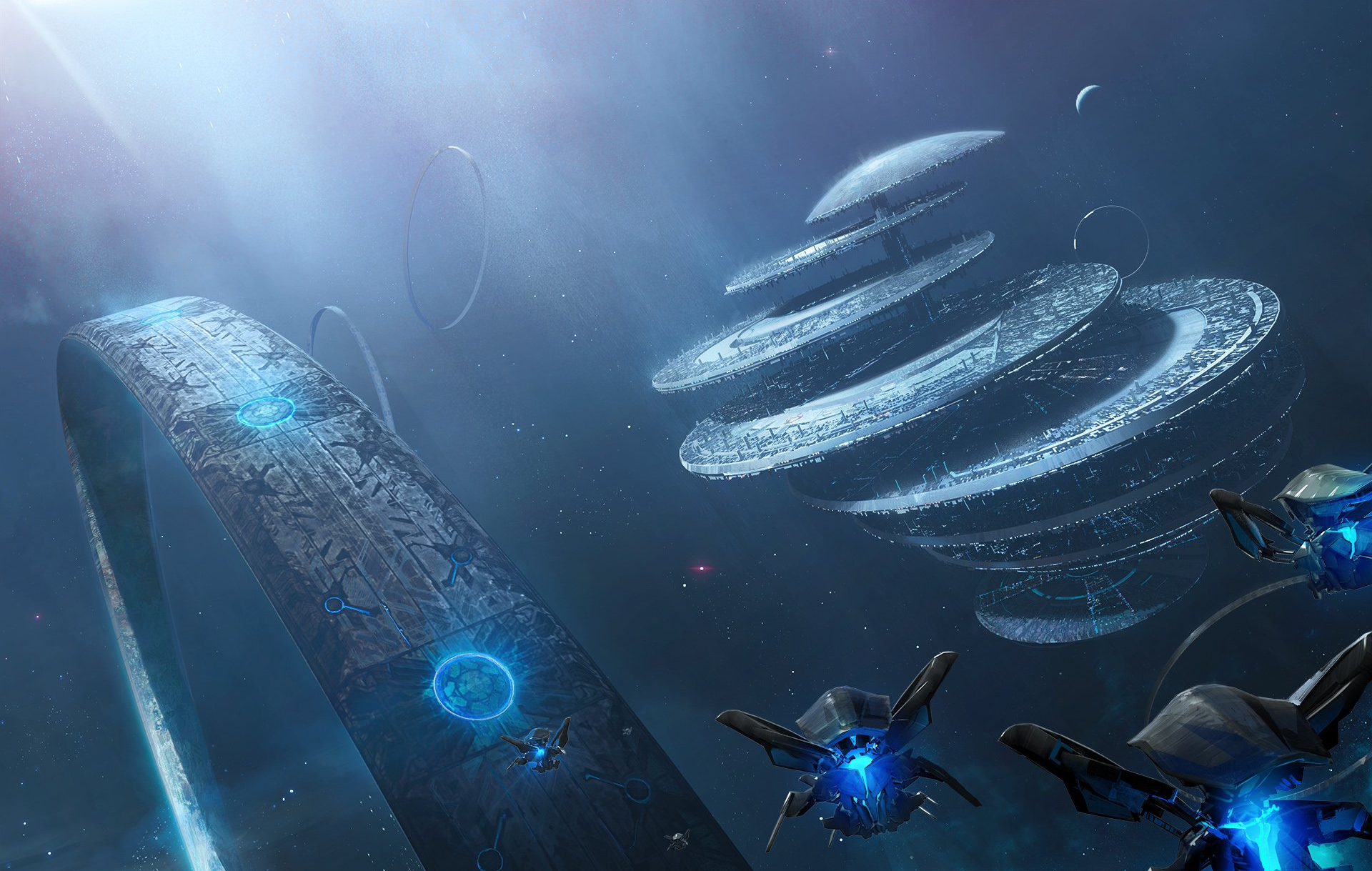 Mantle's End – What the Forerunners did AFTER Halo (and