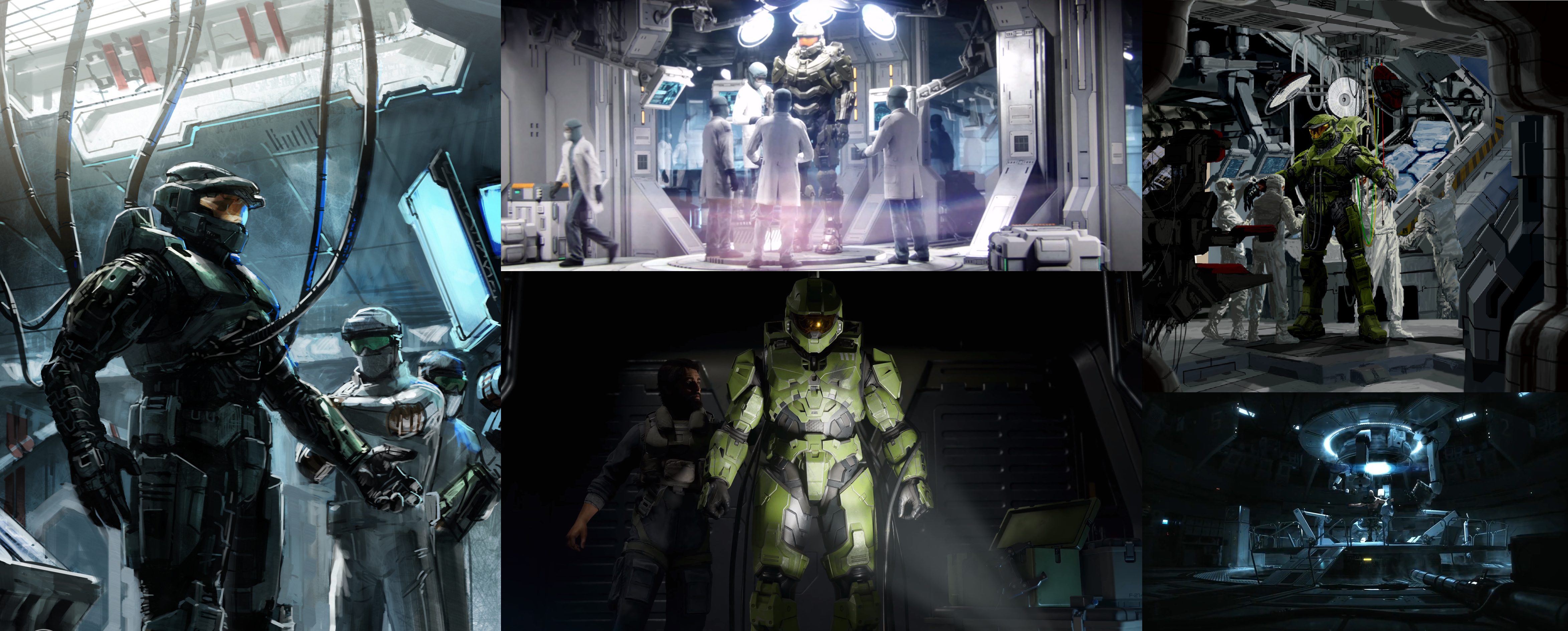 Re)Discover Hope – Analysing Halo Infinite's Opening – haruspis